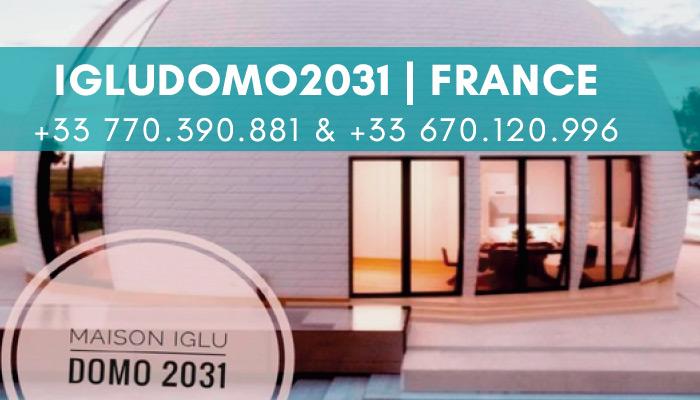 IGLUDOMO2031 FRANCE